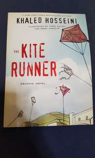 The Kite Runner (Graphic Novel)