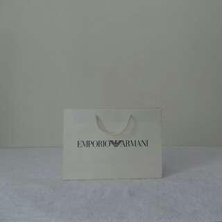 Emporio Armani Paper Bag