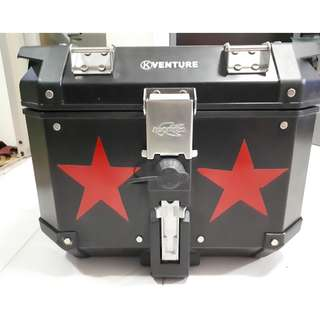 K-Venture 42 L Black top case KVE42B