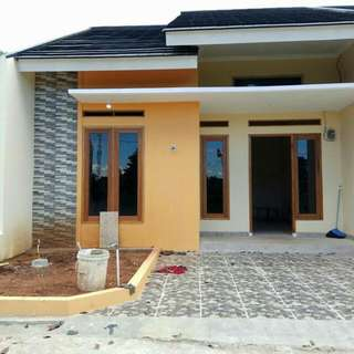 Rumah 300 Jutaan di Tajur Halang Bogor Dekat Stasiun Free Biaya BPHTB AJB BBN KPR