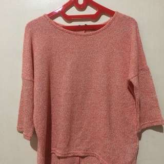 Pink Sweater by New Look