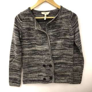 Isabel Marant gray knitted cardigan size 0