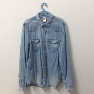 H&M jeans Top (Pre-loved)