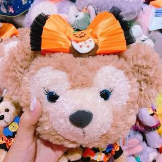 🚚 🎀東京迪士尼代購 萬聖節 雪莉玫 小頭包 現貨