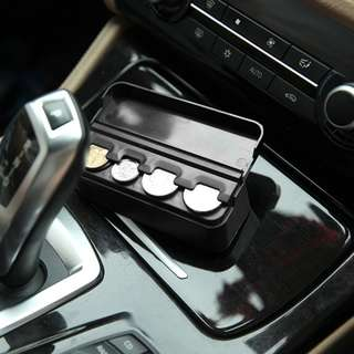 Car Coin Box/Holder/Stacker