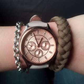 Rose Gold Watch - preloved