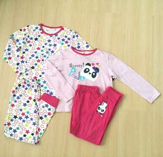 Girl Pyjama Set of 2