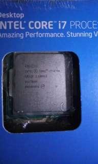 Intel®Core I7-4790 cpu