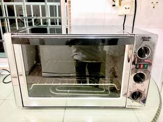 Roller Grill oven