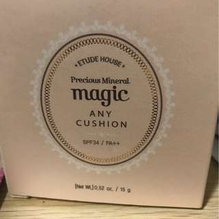 Reduced price Etude house precious mineral magic any cushion