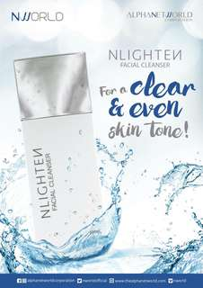 NLIGHTEN Facial Cleanser (Toner)
