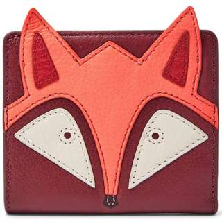 Fossil Fox Wallet