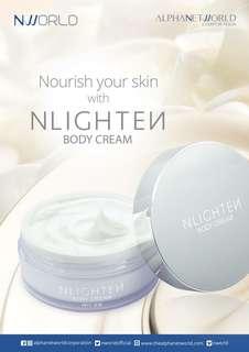 NLIGHTEN Body Cream