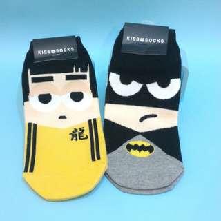 🚚 可愛襪子 二雙