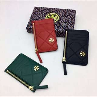 Original Tory Burch Card Holder Wallet