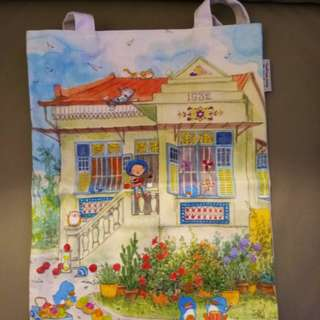 Handmade in Singapore Tote