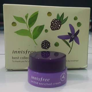 Innisfree Orchid Enriched Cream 10 ml
