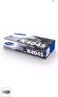 Samsung original toner K404S (Black) for Epress printer