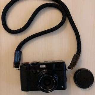 Fujifilm X100T Set