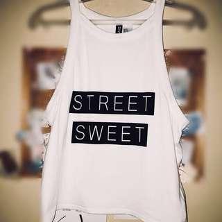 Halter Top (Street Sweet)