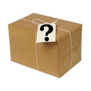 Mystery box for adults