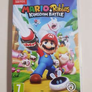 Nintendo Switch Mario+Rabbids