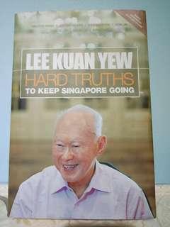 Lee kuan yew Hard Truth