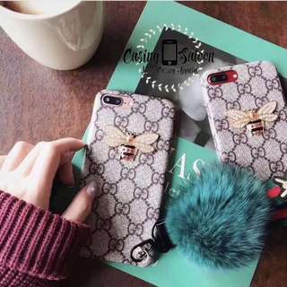Gucci Bee Case Collection