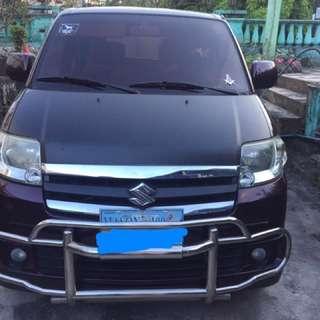 2010 APV Suzuki M/T Gas