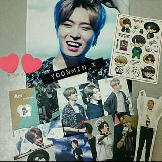 YOUNGJAE Slogan set