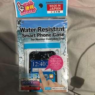 Smart phone water proof sleeve