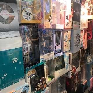 Anime Figurine Preorder