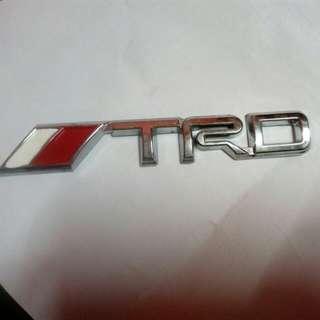 Logo Toyota TRD