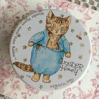 Wonder Honey 🍯 Tom kitten (Peter Rabbit series )