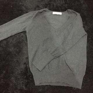 Grey Sweater (ZARA)
