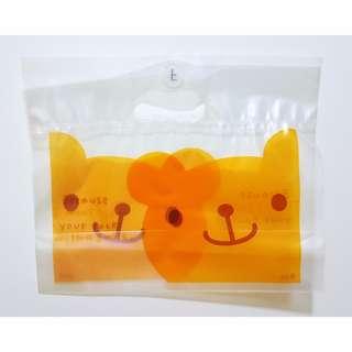 全新 禮物袋 購物袋 透明膠袋