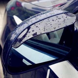 Car universal Rain Shield Sticker Car Rear Mirror Styling Rain Shade