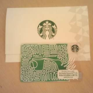 Starbucks Japan Tohoku Card 2018