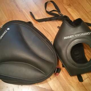 Ducati Performance tank bag