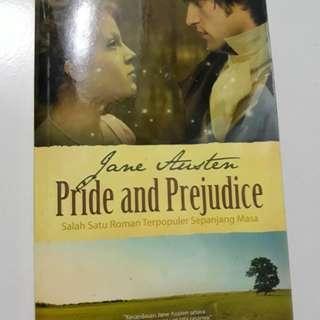 Novel Pride&Prejudice