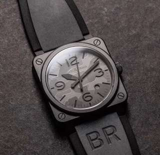 Authentic Bell & Ross Watch