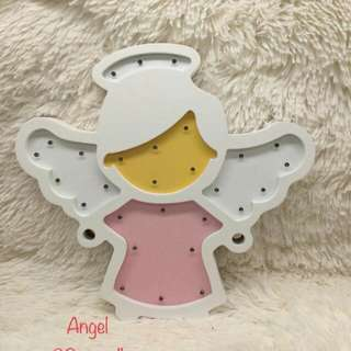 Angel Wall Decor