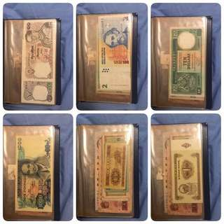 Asian & South American Notes