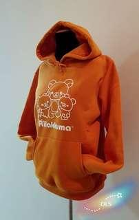 Rilakkuma Hoodie Sweatshirt (2 Colours)