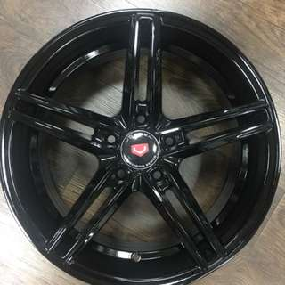 Car Rims Light Weight 17""