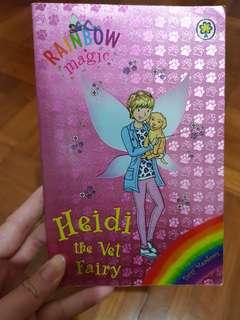 Rainbow magic Heidi the vet fairy