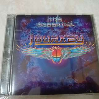 Journey - The Essential 2Cd