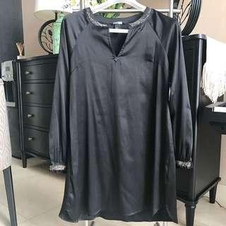 Black Dress (bagus kl dipakein belt)