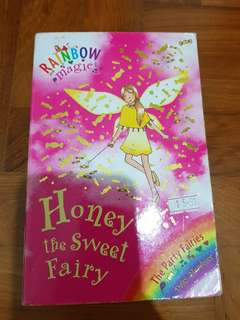 Rainbow Magic Honey The Sweet Fairy