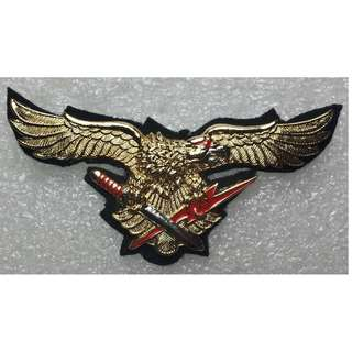 Royal Thai Air Force (Thailand) Commando Qualification Badge